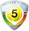 Tellows Score 5 zu 48815356060